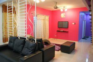 Banglo 5 bilik Homestay Melaka swimming Pool